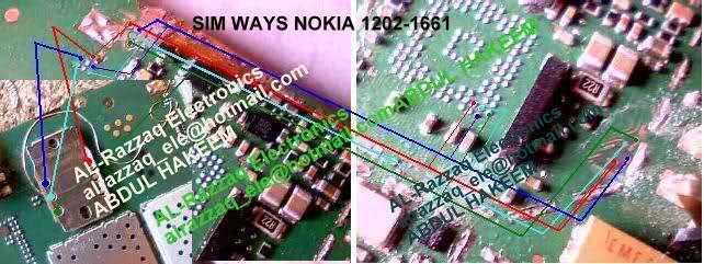 Nokia 1202 insert sim solutions.