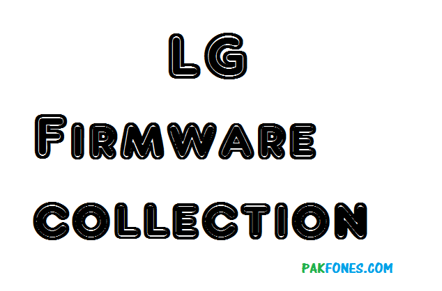 LG flash files collection