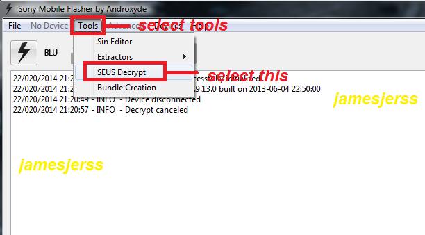 Sony Xperia Pattren Lock Remove free
