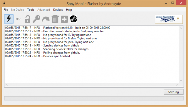 Sony Xperia firmware downloader - PAKFONES