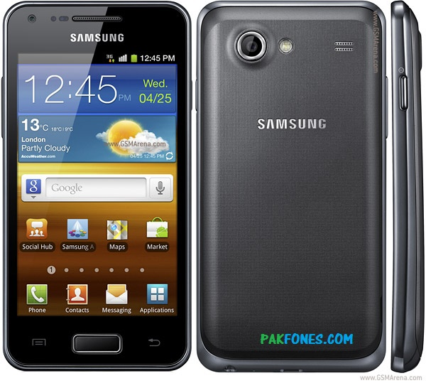 Samsung i9070 flashing done