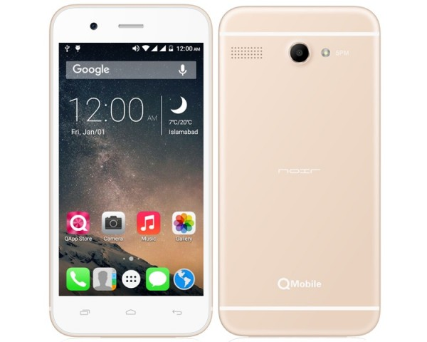 QMobile i2 firmware download free