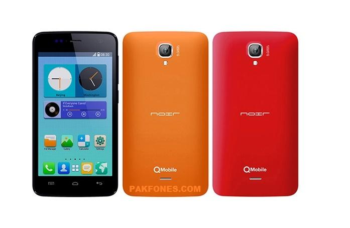 QMobile i5 BIN Flash file free download