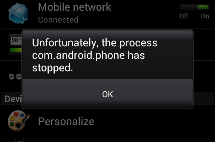 Most Common Android Smartphone Software Faults